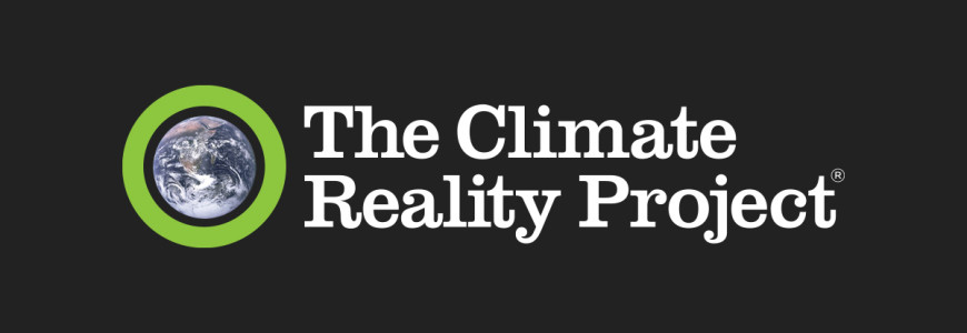 The Climate Reality Projet logo